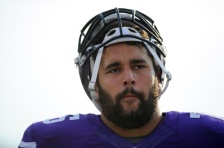 Vikings tackle Matt Kalil