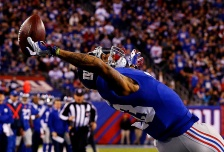 Giants wide receiver Odell Beckham Jr.