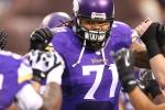 Minnesota Vikings tackle Phil Loadholt