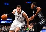 Timberwolves forward Thaddeus Young