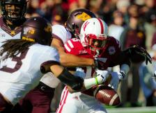 Minnesota Gophers defeat Nebraska 28-24 on Saturday, Nov. 22, 2014