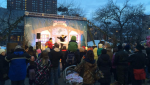 Holidazzle Village (Holidazzle Twitter) Embedded 2014-11-28 at 5.47.04 PM