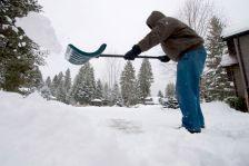 snow shoveling heart risks