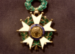 Knight of the Legion of Honor (Wiki Commons) Rober Lawton SAFE with credit  2014-11-28 at 3.30.51 PM
