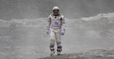 Matthew McConaughey in 'Interstellar' (photo -- Paramount Pictures)