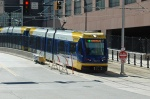green blue line metro transit train minneapolis st. saint paul (green)