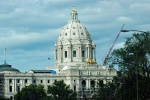 state capitol minnesota st. saint paul senate house green