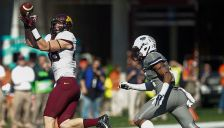 Gophers' tight end Maxx Williams will consider his future after the Citrus Bowl.