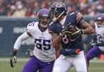 Minnesota Vikings linebacker Anthony Barr