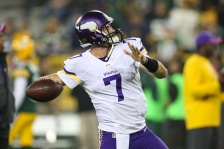 Vikings QB Christian Ponder
