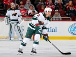 Minnesota Wild defenseman Keith Ballard