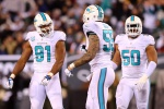 Miami Dolphins defensive players