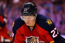 Florida Panthers forward Nick Bjugstad