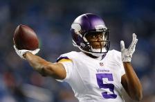 Vikings QB Teddy Bridgewater