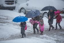 ISTOCK GETTY REUSE OK_snow-winter-umbrella