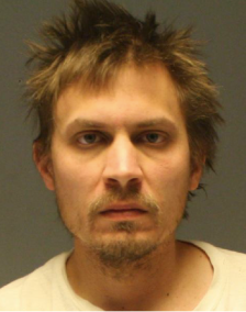 Jesse Alan Dahlstrom, charged with the murder of Sally Marie Pionk.