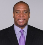 Kevin Warren, executive VP Minnesota Vikings.