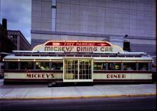 Mickey's Diner, St. Paul.