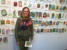 nancy carlson picture book author green