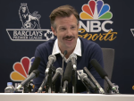 Jason Sudeikis as Ted Lasso