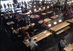 Surly's beer hall