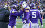 From Mr. Mankato to season-finale hero, Adam Thielen helps lift Vikings to victory.