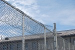 Sex offender program barbed wire