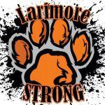 larimore strong logo