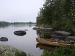 Boundary Waters scene