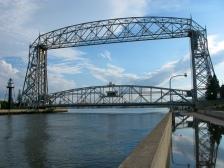 duluth lift bridge tim wilson