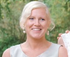 Emily Boone, 28, of Maple Grove, who was struck and killed by a driver on I-35E in St. Paul Jan. 2, 2014.
