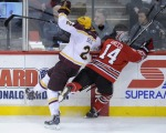 Gophers defenseman Brady Skjei has been cleared to return to the lineup.