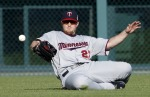 Former Twins outfielder Chris Parmelee has inked a minor-league deal with Baltimore.