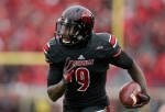 According to a pair of NFL Draft experts the Vikings could be looking to draft Louisville wide receiver DeVante Parker.