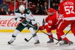 Zach Parise scores twice, but Wild fall in shootout