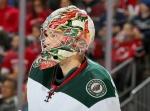 Minnesota Wild goalie Darcy Kuemper
