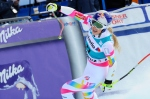 Lindsey Vonn wins super-G in Switzerland.
