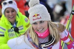 Women's skier Lindsey Vonn