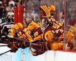 gophers hockey