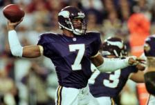 Minnesota Vikings, Randall Cunningham