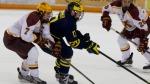 Gopher Wolverine hockey