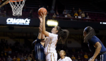 Gopher Women-Penn State (Gopher WBB Twitter) 2015-01-28 at 8.46.31 PM