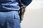 police weapon istock