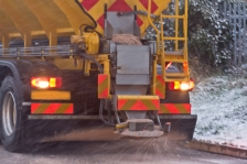 iStock OK TO REUSE _road-salt-winter-truck