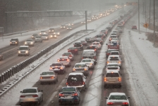 ISTOCK GETTY REUSE OK iStock_winter-driving-traffic-icy-roads