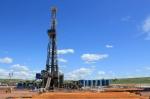 oil rig in williston north dakota crop