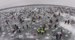 Ice fishing Brainerd Jaycees