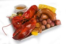 The Smack Shack made the book thanks to its signature Maine lobster.