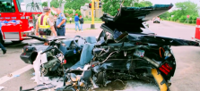 Vehicle in crash involving Koua Fong Lee