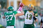 Brian Peters, CFL